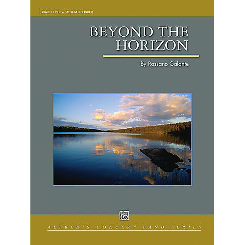 Alfred Beyond the Horizon Grade 4 (Medium Difficult)