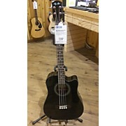 Fender Bg29bk Acoustic Bass Guitar
