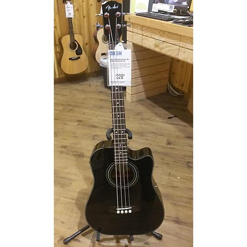 Fender Bg29bk Acoustic Bass Guitar