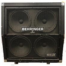 Behringer Bg412 Guitar Cabinet