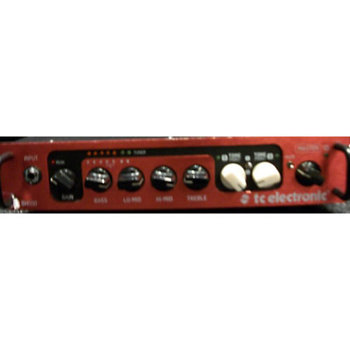 TC Electronic Bh 550 Bass Amp Head-thumbnail