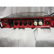 TC Electronic Bh 550 Bass Amp Head