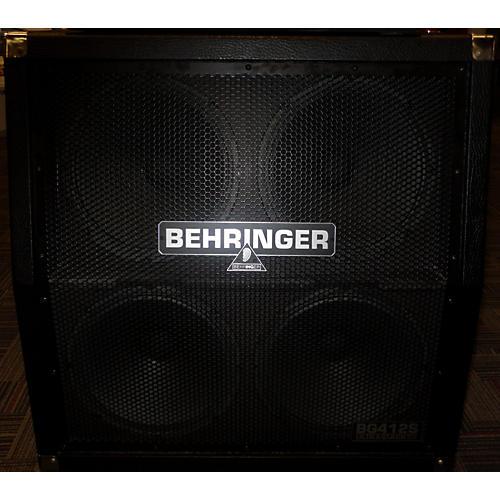 Behringer Bh412s Guitar Cabinet