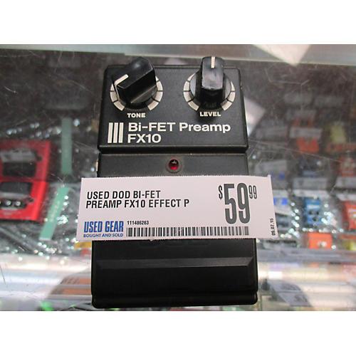 DOD Bi-Fet Preamp FX10 Effect Pedal