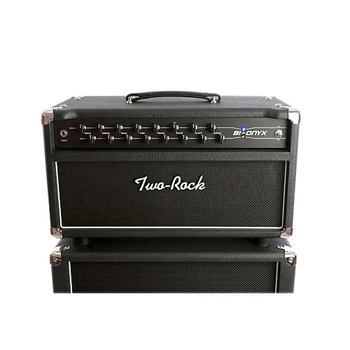 Two Rock Bi-Onyx 50W Tube Guitar Head