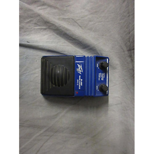 Peavey Bi-amp Bac-2 Bass Chorus Effect Pedal