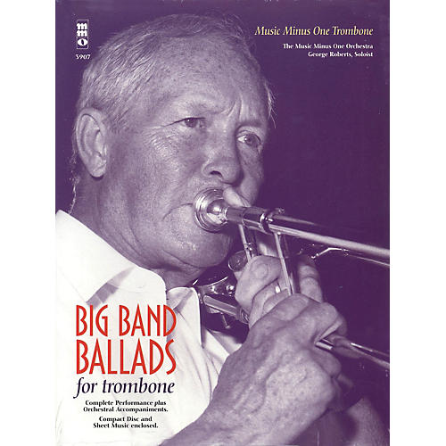 Hal Leonard Big Band Ballads Trombone-thumbnail