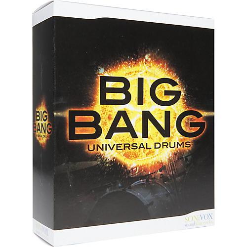 Sonivox Big Bang Universal Drums Software-thumbnail