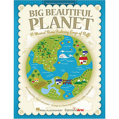 Hal Leonard Big Beautiful Planet Teacher Edition-thumbnail