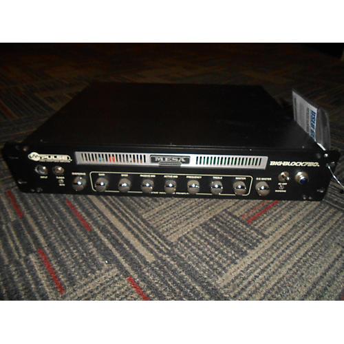 Mesa Boogie Big Block 750 Bass Amp Head-thumbnail