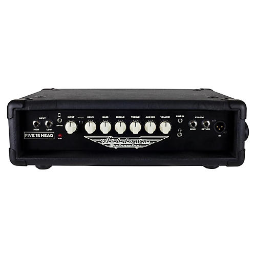 Ashdown Big Boy 220W Bass Head-thumbnail