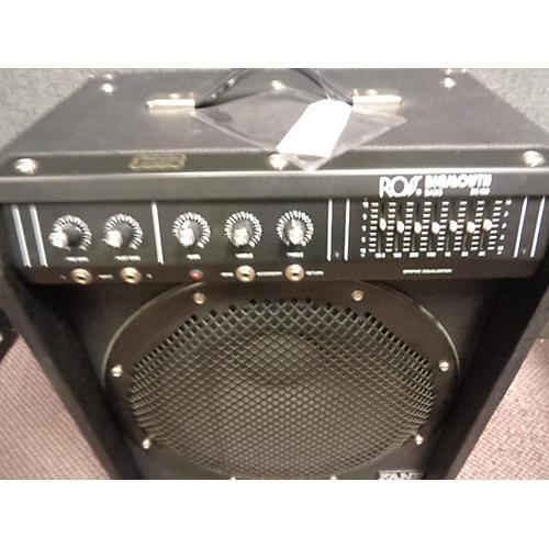 Ross Big Mouth B5100 Bass Combo Amp