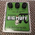 Electro-Harmonix Big Muff Bass Distortion Bass Effect Pedal thumbnail