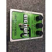 Electro-Harmonix Big Muff Bass Distortion Bass Effect Pedal