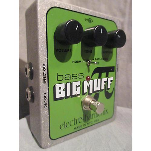 Electro-Harmonix Big Muff Bass Distortion Bass Effect Pedal-thumbnail