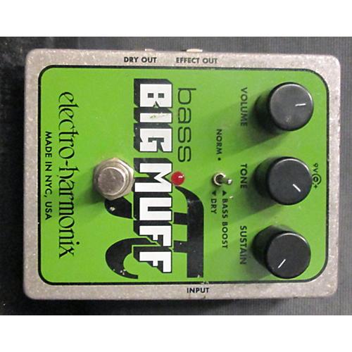 Electro-Harmonix Big Muff Bass PI Distortion Bass Effect Pedal