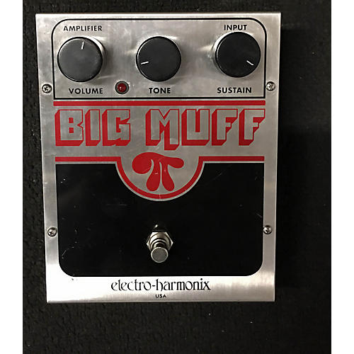 Electro-Harmonix Big Muff Distortion Effect Pedal-thumbnail