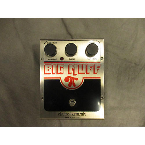 Electro-Harmonix Big Muff Distortion Effect Pedal