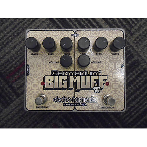 Electro-Harmonix Big Muff Germanium 4 Overdrive And Distortion-thumbnail