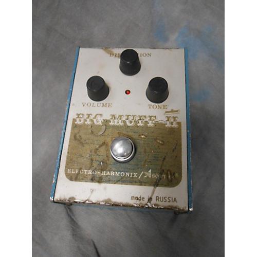 Electro-Harmonix Big Muff II Effect Pedal