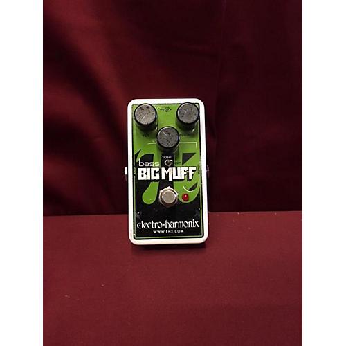 Electro-Harmonix Big Muff Nano Bass Distortion Bass Effect Pedal