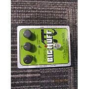Electro-Harmonix Big Muff Nano Bass Distortion Bass Effect Pedal
