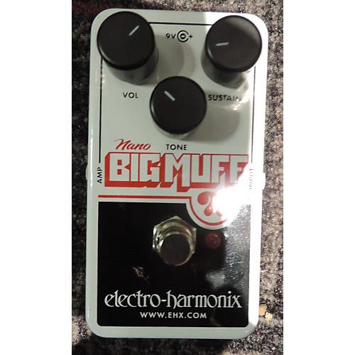 Electro-Harmonix Big Muff Nano Effect Pedal-thumbnail
