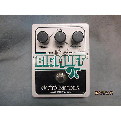 Electro-Harmonix Big Muff Pi Tone Wicker Effect Pedal-thumbnail
