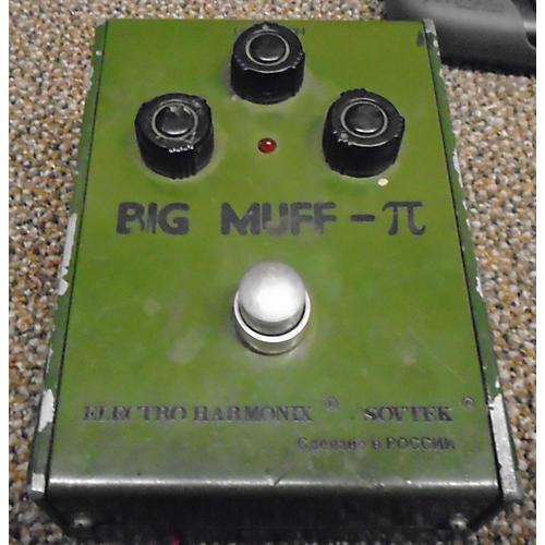 Electro-Harmonix Big Muff Sovtek Effect Pedal