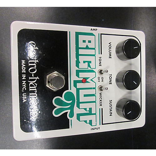 Electro-Harmonix Big Muff Tone Wicker Distortion Effect Pedal-thumbnail