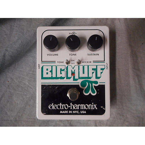 Electro-Harmonix Big Muff Tone Wicker Distortion Effect Pedal-thumbnail