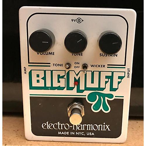 Electro-Harmonix Big Muff Tone Wicker Distortion Effect Pedal