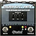 Radial Engineering Big Shot ABY True Bypass Switch Pedal thumbnail