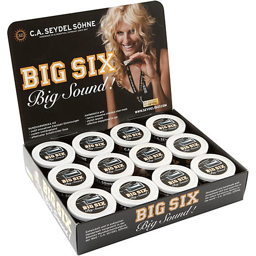 SEYDEL Big Six 12x Blues Classic-thumbnail