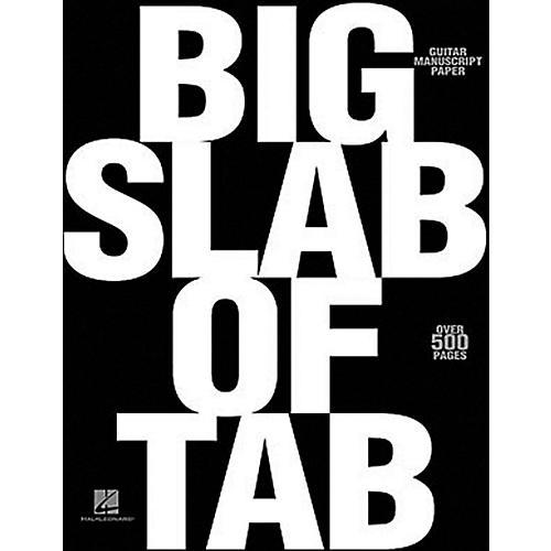 Hal Leonard Big Slab of Tab-thumbnail
