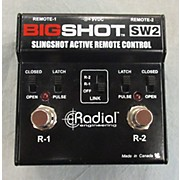 Radial Engineering Bigshot SW2 Remote Switcher Footswitch