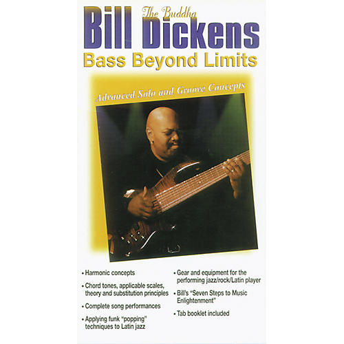 Alfred Bill Dickens Bass Beyond Limits Video-thumbnail