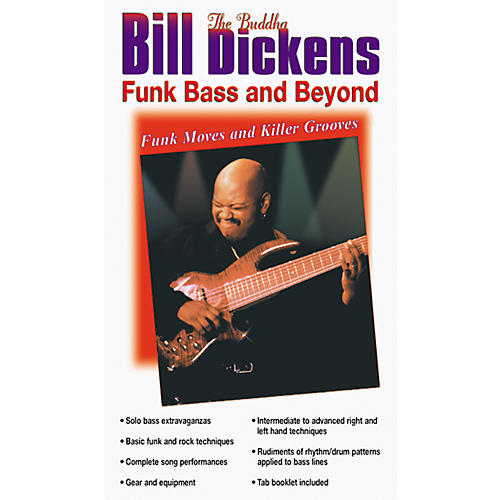 Alfred Bill Dickens Funk Bass and Beyond Video-thumbnail