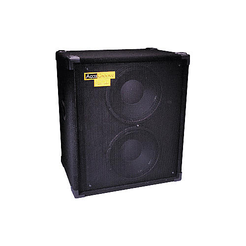 AccuGroove Bill Dickens Signature Sub Bass Cabinet