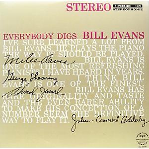 Bill Evans - Everybody Digs Bill Evans by