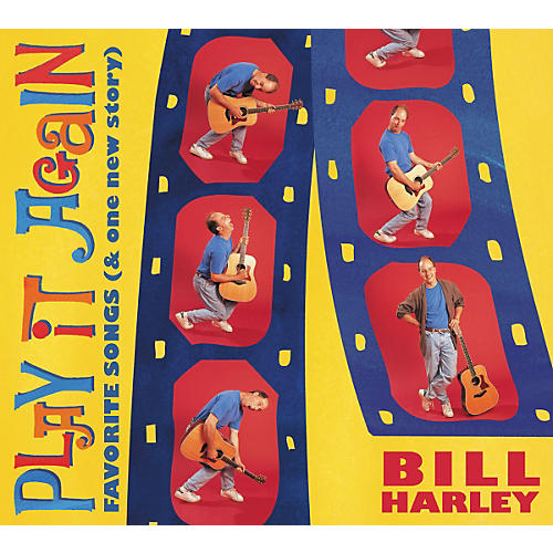 Hal Leonard Bill Harley CD Recordings: Sing-Along CD's