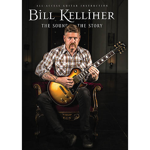 Fret12 Bill Kelliher - The Sound and the Story Instructional/Guitar/DVD Series DVD Performed by Bill Kelliher