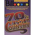 Hal Leonard Billboard Top Country Songs Of The 70's Piano/Vocal/Guitar Songbook  Thumbnail