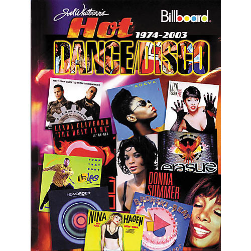 Record Research Billboard's Hot Dance/Disco 1974-2003 Book