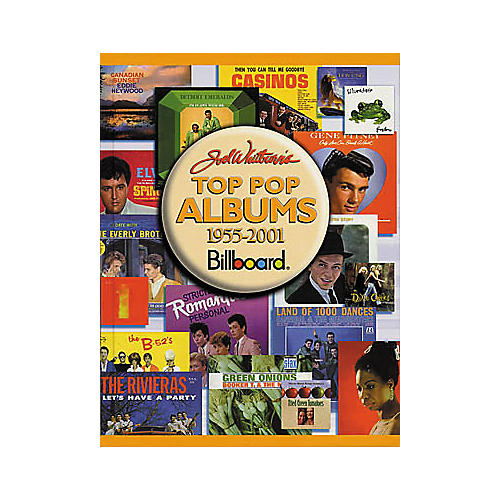 Record Research Billboard's Top Pop Albums 1955-2001 Book