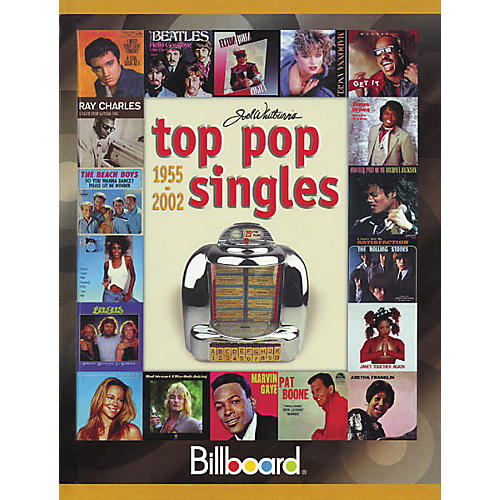 Record Research Billboard's Top Pop Singles 1955-2002 Book-thumbnail