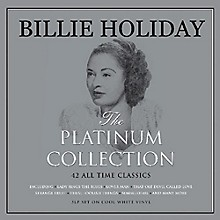 Billie Holiday - Platinum Collection (White Vinyl)