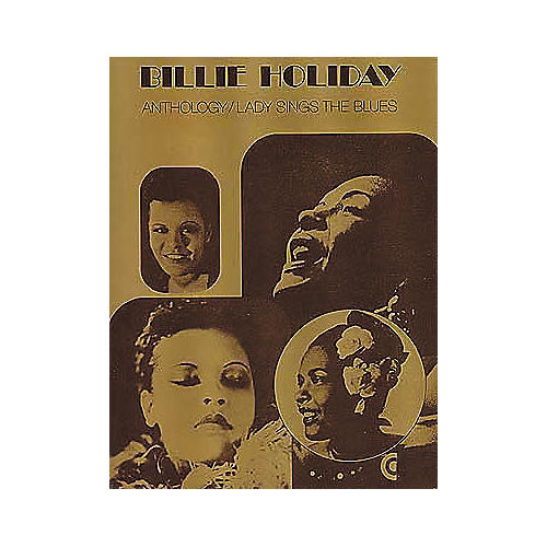 Ashley Mark Billie Holiday Anthology Lady Sings The Blues (Book)