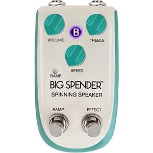 Danelectro Billionaire Big Spender Spinning Speaker Effects Pedal by Danelectro