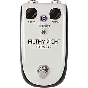 Danelectro Billionaire Filthy Rich Tremolo Effects Pedal by Danelectro